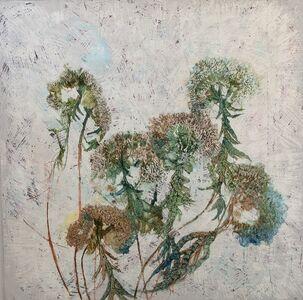 George Mead Moore, 'Nine Flowers', 2020