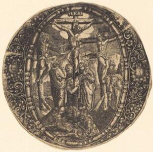 Antoine Jacquard, 'The Crucifixion'