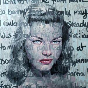 Christina Major, 'Bacall', 2019