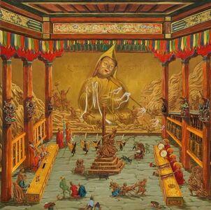Liu Dahong, '佛堂', 2006-2007