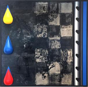 Meir Pichhadze, 'Cavalier', ca. 1990