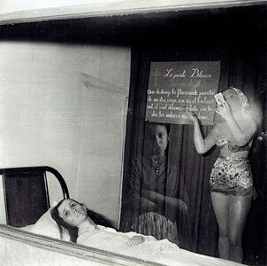 Kati Horna, 'Untitled, Museo de Cera', 1950