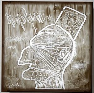 Alexander Brodsky, 'Untitled (head)', 2008