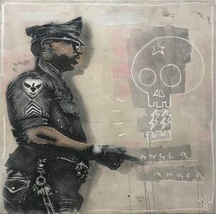 L.E.T., 'Anger Anger', 2018