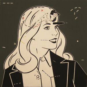 Steve Gianakos, 'Bird Brain #1', 1984
