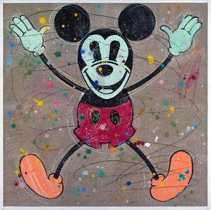 David Spiller, 'Crazy Mickey', 1994