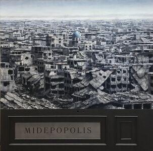 Gorka García, 'Midepopolis', 2020