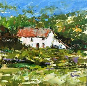 Sandra Pratt, 'Tuscan House', 2020