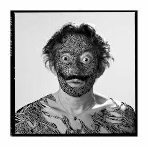 Jean-Luc Moerman, 'Gainsbourg-Dali', 2018