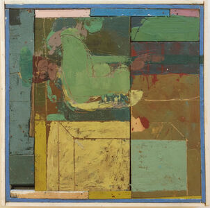 James O'Shea, 'Backyard Pool', 2017