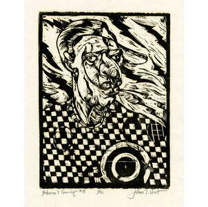 John T. Scott, 'Storm's Coming #3', 1992