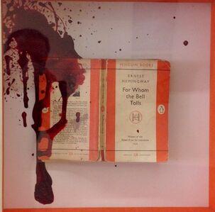 Stevie Ellis, 'The Death of the Author? - Ernest Hemingway', 2015