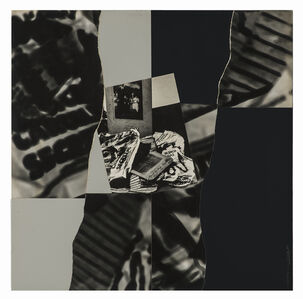 Norberto Puzzolo, 'Serie Nunca Más VI', 1984