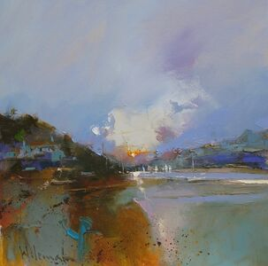 Peter Wileman, 'A Moment's Imagination (on the Yealm)'
