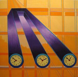 John MacGregor, 'Past Present Future', 2011