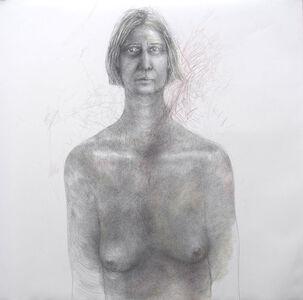 Diana Quinby, 'Autoportrait / Self-portrait', 2020
