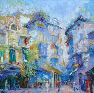 Duong Viet Nam, 'Thanh Ha Lane', 2011