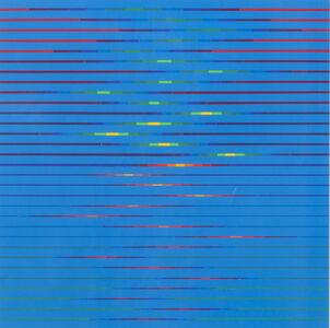 Paolo Minoli, 'Scavando verso l'alto nell'azzurro del mare', 1997