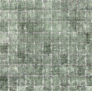 ZHANG YANZI 章燕紫, 'Medi-chip (5) 空芯片 5', 2016