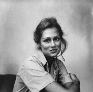 Peter Hujar, 'Lauren Hutton', 1975