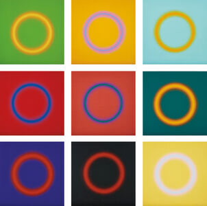 Peter Sedgley, 'Looking Glass Suite I-IX', 1966