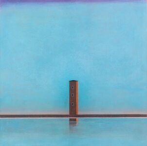 Eduard Angeli, 'Das einsame Haus', 2020