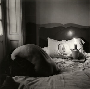 Kati Horna, 'untitled, from An Ode to Necrophilia', 1962