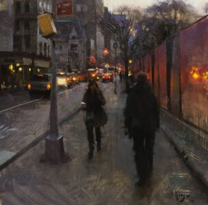 Daniel Keys, '5th Avenue Twilight', 2014