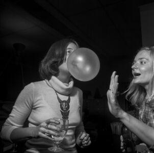 Larry Fink, 'New York Magazine Party, New York', 1977