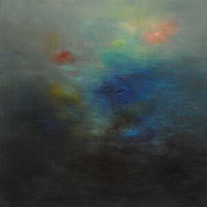 MD Tokon, 'Lost in the blue mist', 2014