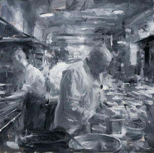 Quang Ho, 'Chef Bonanno - Shades of Grey', 2019