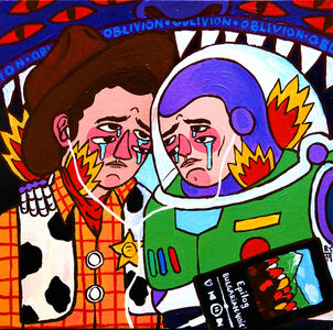 Ricardo Cavolo, 'Woody & Buzz', 2019