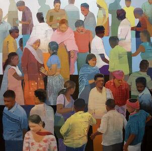Suhas Bhujbal, 'Market #16', 2020