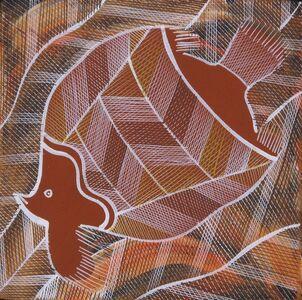 Edward Biltner, 'Moonfish Spirit', 2014