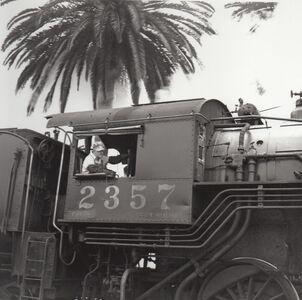 Richard Steinheimer, 'S.D. #362 Leaving for El Centro (at San Diego, CA)', 1949