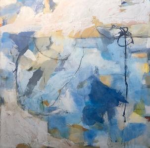 Caroline Weld, 'Blue Perspective', 2018