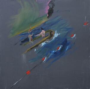 Aaron van Erp, 'Lifeboat with Roasted Dog', 2013