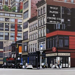Neil Douglas, '6th Avenue', 2020