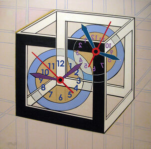 John MacGregor, 'Thinking Time Inside and outside the Box', 2011