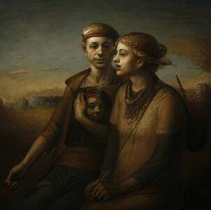 Sertap Yegin, 'Starting', 2017
