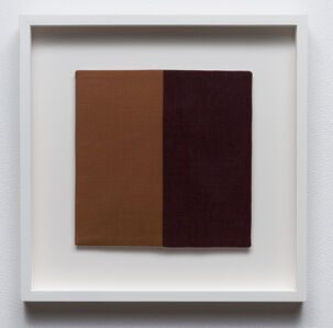 Barbara Todd, 'Two color stick, Pinewoods Ave., Troy, April 20, 2015', 2015