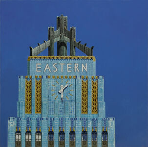 Richard Combes, 'L.A. Deco (Eastern Columbia Building Los Angeles)', 2018