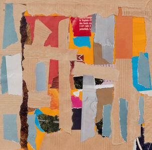 Jean-Michel Coulon, 'Collage 161', ca. 2012–14