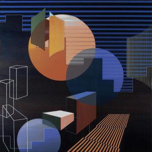 Bryan Ida, 'Day and Night', 2014