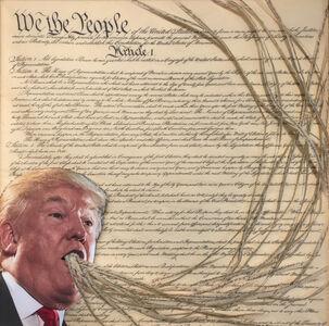 Florence Weisz, 'Trumpart: Constitutional Crisis', 2017