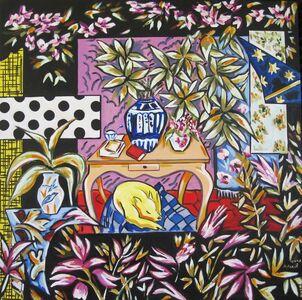 Louis Recchia, 'Sleeping Matisse', 2020
