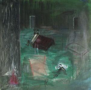 Guillermo Kuitca, 'Untitled', ca. 1984