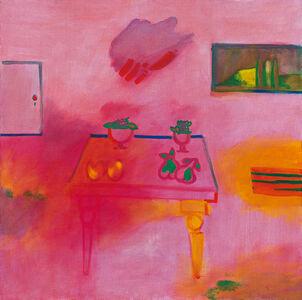 Robert Hodgins, 'A Transvaal Still Life (Thunder Cloud, Mine Dump, Vaguely Ethnic Rug ... )', 2000