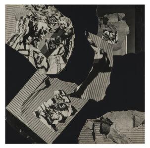Norberto Puzzolo, 'Serie Nunca Más IV', 1984