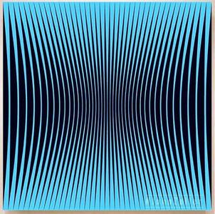 John Zoller, 'John Zoller, Sky Convergence', 2018
